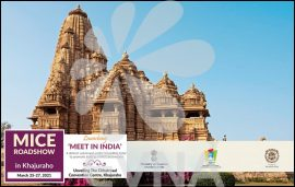 Launch of 'MICE Roadshow – Meet in India' and inaugurationEvna